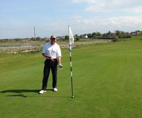 golfing highland holiday