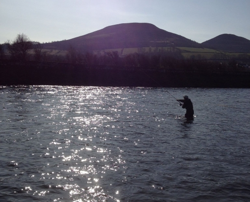 fly-fishing highland holiday