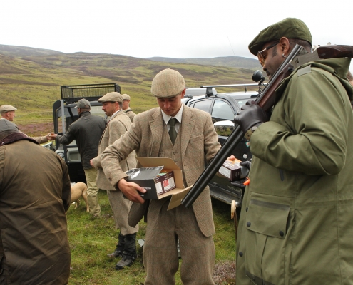 highland perthshire hunt