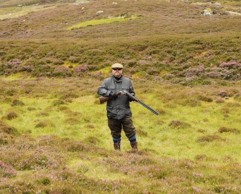 highland wing shooting