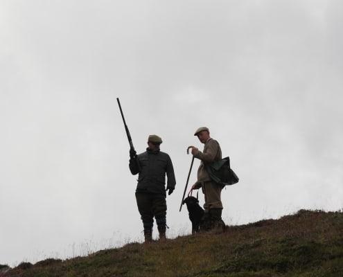 highland hunting trip