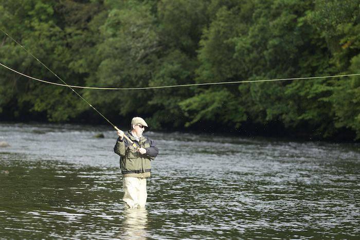 VIP Scottish vacation fishing