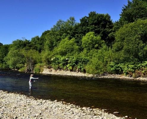 salmon fishing tours of Scotland