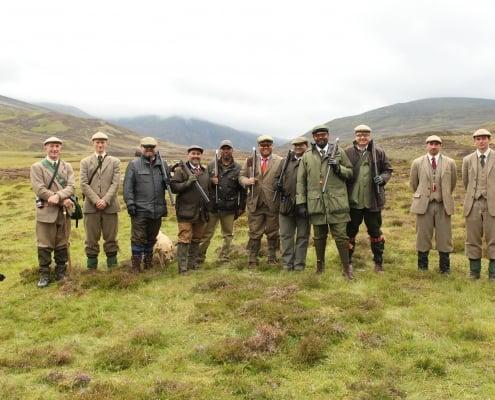 last minute hunting partridge